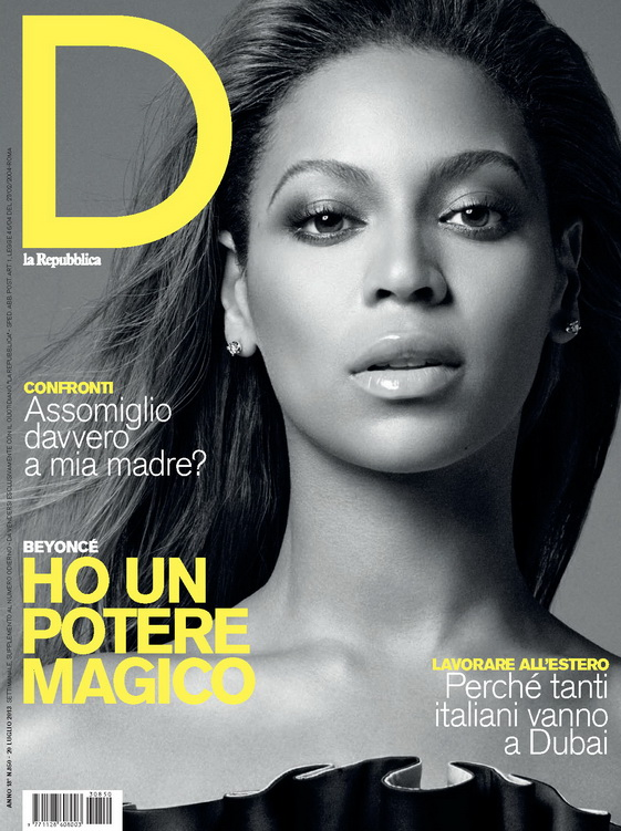D di repubblica cover