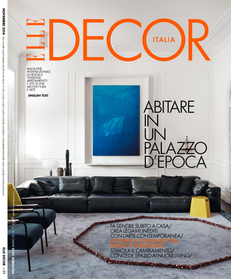 ELLE decor italia n11 november 2014